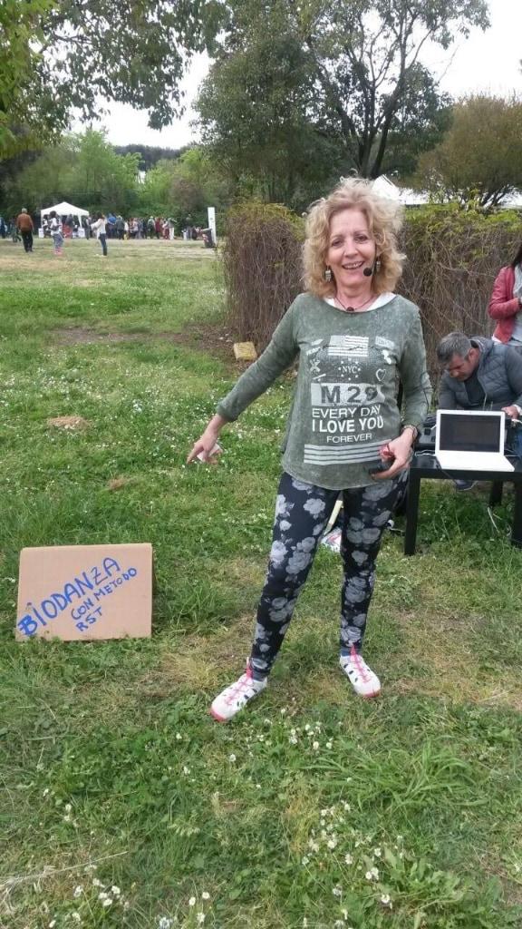 Anna Maria Biodanza® Roma - sistema Rolando Toro